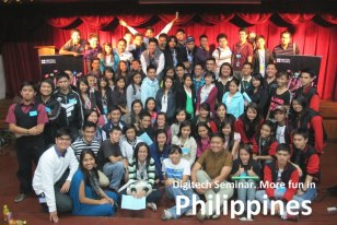Digital Technology Seminar in Baguio